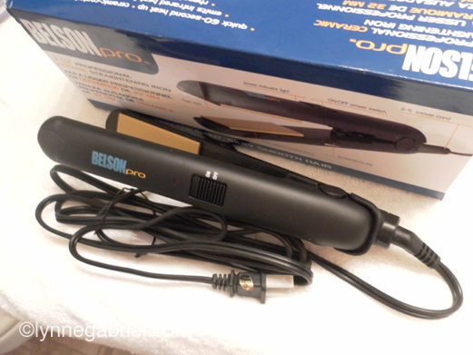 Belson Pro 2032 Straightening Iron Whatever Is Lovely