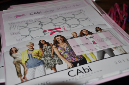 Carol Anderson by Invitation (CAbi) Home Shopping Experience