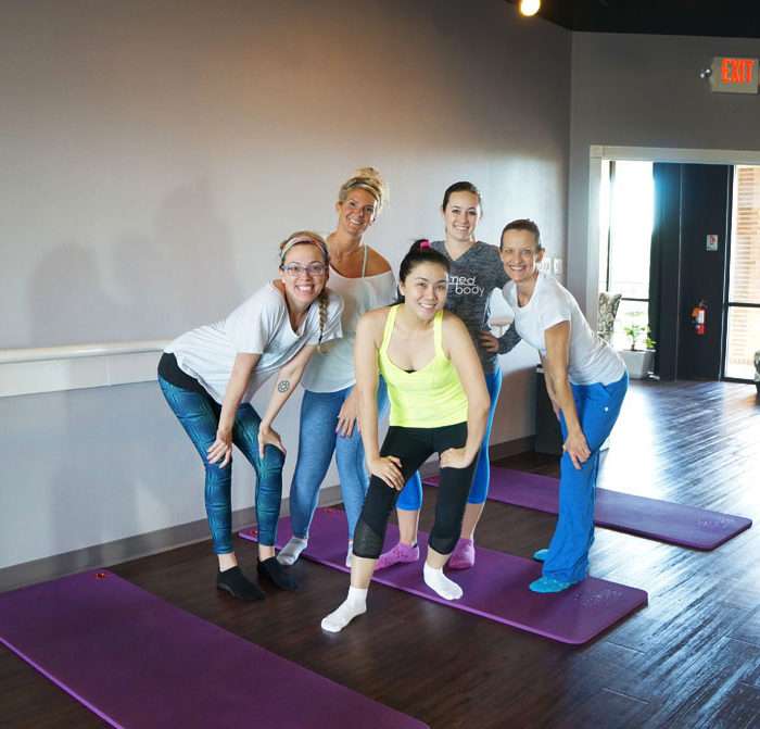 ClassPass Houston and Barre Fitness Workout