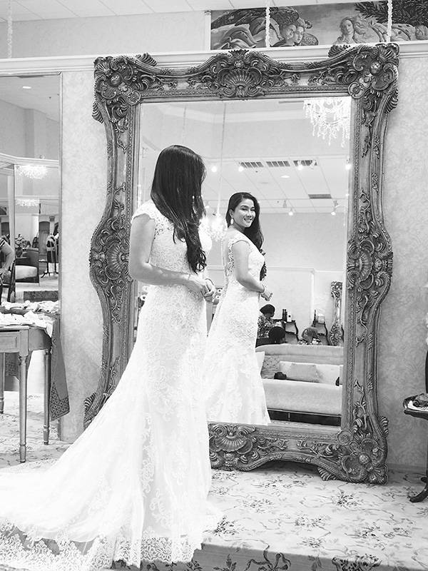 Eddy K. Bridal Dress Shopping at Weddings by Debbie Part 1