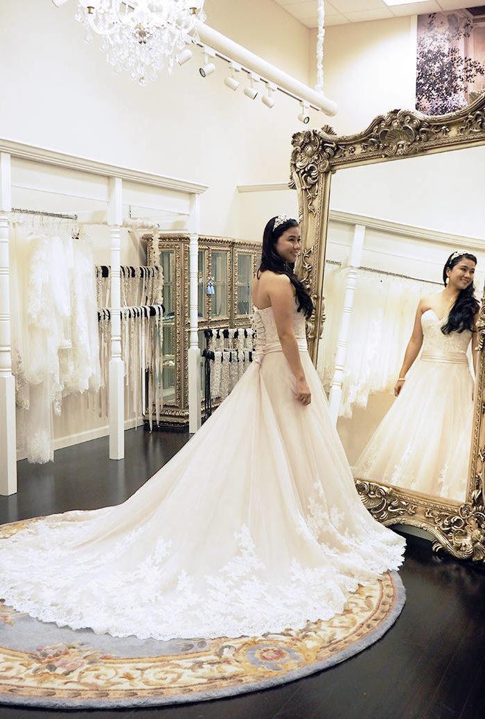 Eddy K. Bridal Dress Shopping at Weddings by Debbie Part 2