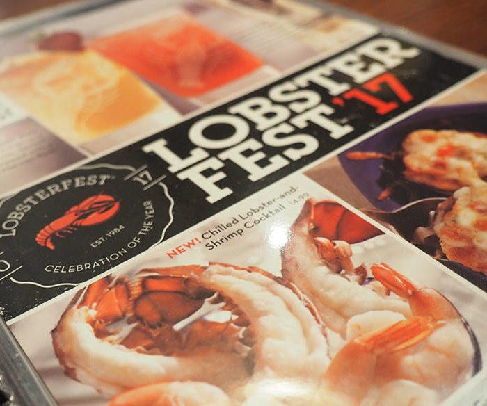 "A ""Lobsterworthy"" Celebration at Red Lobster"