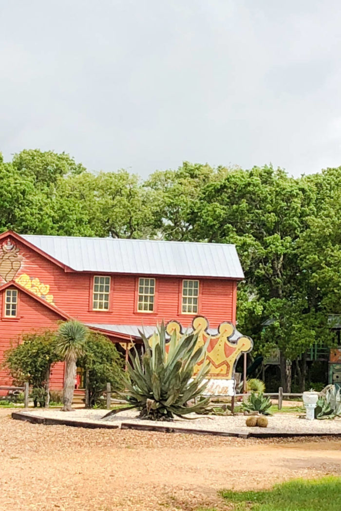 Texas Roadtrip With Chevrolet: Round Top, Texas