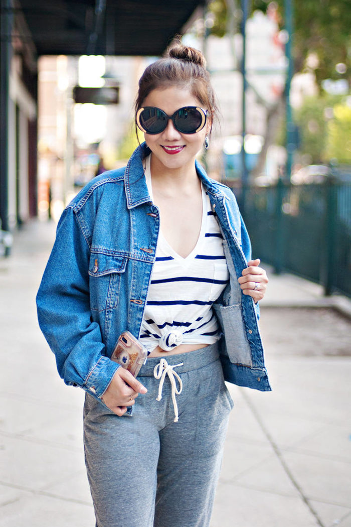 A Casual Athletic Style That's Easy to Copy