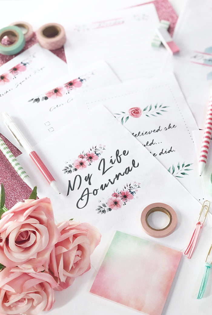 What Is A Bullet Journal: How to Start One + FREE Bullet Journal Printable